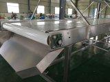 O PVC Hairise/PU sistema transportador reta da Correia