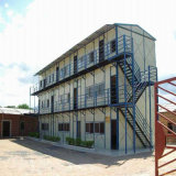 Building를 위한 샌드위치 Panel Steel Structure Prefabricated House