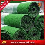 Prato inglese sintetico superiore dell'erba di falsificazione del giardino del tappeto erboso