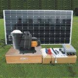 Солнечные наборы водяной помпы DC, солнечный приведенный в действие насос плавательного бассеина, насосная система солнечного погружающийся