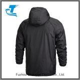 남자의 경량 일요일 보호 스포츠용 잠바 두건이 있는 가을 재킷