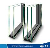 La sécurité Bleu Gris Low-E de verre pour le verre de construction /regard en verre
