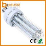 18W E27 95% Transmitance Milho LED abajures em forma de U lâmpadas economizadoras de energia