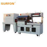 Plastic Bottle를 위한 수동 Shrink Wrap Machine