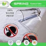 Protetor cheio de bambu impermeável do Encasement do colchão da Anti-Alergia anti-bateriana