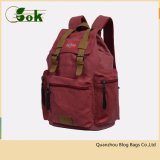 17 Wholesale Inches Lie Cute Canvas Drawstring Laptop Computer Backpack for Hiking