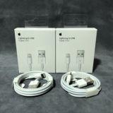 100% iPhone를 위한 본래 빠른 비용을 부과 케이블 이동 전화 USB 데이터 케이블