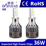 faro dell'automobile LED di alto potere del chip di 32W 3200lm SMT LED