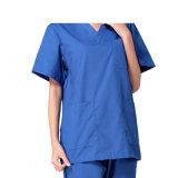 Medico uniforme dell'infermiera europea di modo frega /Hospital all'ingrosso uniforme