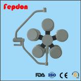 FDA (YD02-LED5+5)が付いている二重天井のセリウムの医学ランプ