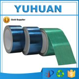 良質の緑/青の防水シート修理テープ