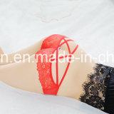 Biancheria intima trasparente Scavata-fuori Low-Waisted sexy del triangolo delle mutandine delle signore del merletto del fiore