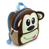 Toddle Cute Animal Cartoon École Étudiante Enfants Sac pour enfants Sac à dos