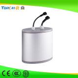 Batteria di litio di alta qualità 123.6*182.4*175mm 12V 30ah per l'indicatore luminoso di via solare