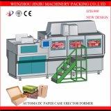 Machine automatique de fabrication de cartons de papier cartonné