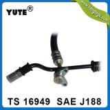 Yute布によって包まれるOEMサービス53713力ステアリングホース
