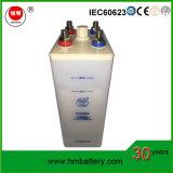 Industrielle lange Nutzungsdauer-Batterie-Ni-CD Batterie (Energienbatterie) Kpm550 für backupenergie