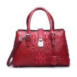 Lady Designer Crocodile Handbag Mk Genuine Leather Fashion Tote Bag