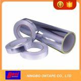 Nastri del di alluminio, foglio metallizzato, adesivo acrilico per i tubi di raffreddamento, condizionatore d'aria, 0.04mm*24mm*30m