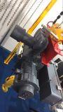R Type - Elektrische Kruk van de Afstandsbediening van het Hijstoestel van de Kabel van de Draad van 2 Ton de Elektrische Draadloze