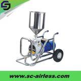 Máquina mal ventilada elétrica de alta pressão portátil da pintura de pulverizador da parede para a venda Sc-3370
