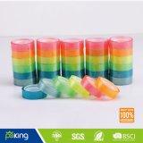 Papier couleur de base de la Papeterie bande acrylique BOPP