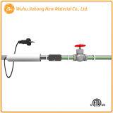 Anti-Freeze Estrella auto-regulación de cable de calefacción para su uso en el agua llena de plástico y tubos de metal de agua