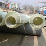 Tubo resistente alla corrosione dell'isolamento termico della vetroresina
