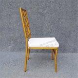 Restaurant bon marché en plein air en aluminium chaise de jardin Yc-A28-02
