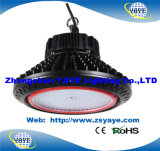Yaye 18 Meilleures ventes 100W / 150W / 200W UFO LED High Bay Light / LED Lights industrielles avec garantie de 3/5 ans