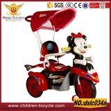 Миниое Trikes с трициклом младенца зонтика для сбывания