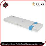 rectángulo de empaquetado de papel eléctrico 4c/de los regalos modificado para requisitos particulares impresión