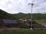Turbina di vento domestica del kit 1.5kw di energia eolica sulla griglia o fuori dal vento di griglia soltanto o dal sistema ibrido solare del vento