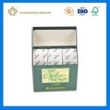ハードカバーによって分けられる堅いボール紙の包装の紙箱(オリバーの本質オイルボックス)