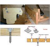 T-Nut pour la construction, les meubles