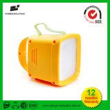 Bestes Solar-FM Radiolicht des Preis-LED für die Solarbeleuchtung-u. Telefon-Aufladung