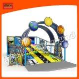 Platz-Thema-weicher Innenspielplatz mit Rollen-Plättchen