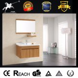 Vanità impermeabile della stanza da bagno dell'acciaio inossidabile con la mensola (093)