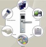 Sistema do fechamento do smart card do UL para o fechamento de porta de aço