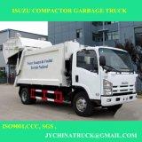 700p Isuzu 8 판매를 위한 M3 압축 쓰레기 압축 분쇄기 쓰레기 트럭