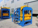 Bloc Qt10-15 concret automatique faisant à machine la machine creuse de brique de machine à paver