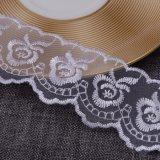 Envie d'Organza pour fraisage de dentelle robe de mariée