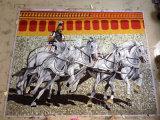 Het artistieke Patroon van het Mozaïek, Van het Achtergrond mozaïek van de Muurschildering Ontwerp voor de Tegel van de Muur (HMP933)