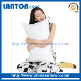 La cubierta de lino de la almohadilla del hotel del surtidor de China estándar abajo soporta