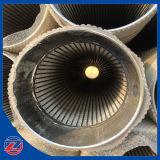 ステンレス鋼フィルター管細長く連続的な12inch