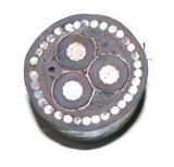 0.6/1 Kv XLPE изолировал силовой кабель стальной ленты Armored обшитый PVC алюминиевый