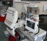 Nadel-Computer Embroidrey Maschine des Vertrags-einer des Kopf-15 für Kleid-Schutzkappen-Beutel-T-Shirt