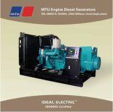 Комплект генераторов Mtu-Двигателя тепловозный приведенный в действие 340-3800kVA