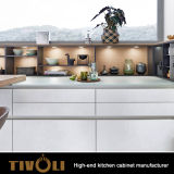 品質の塗る白人の食器棚および浴室の虚栄心のキャビネットデザイナーTivo-0315h