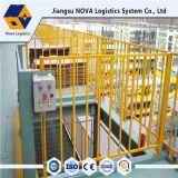 Ampliamente utilizado intermedias de almacenamiento de la plataforma de acero